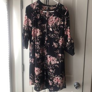 Hawthorne Button Up Dress